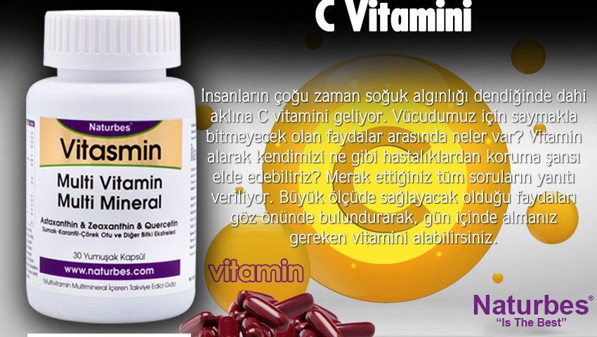 C Vitamini - C Vitamini Nedir? C Vitamininin Faydaları