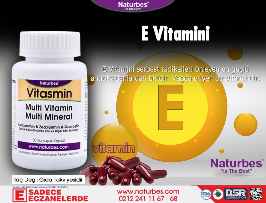 E Vitamini - E Vitamini Nedir? E Vitamininin Faydaları