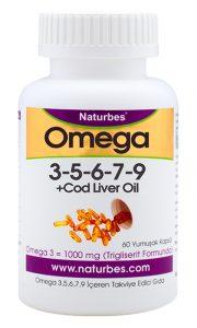 Naturbes Omega 3-5-6-7-9-11